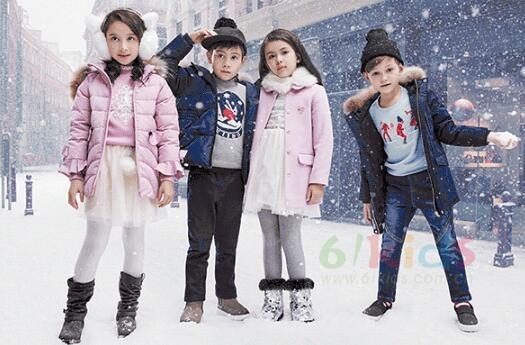 生活米喜迪童装满足不同生活时刻的着装需求